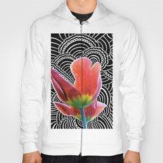Tulip Drawing Meditation Hoody