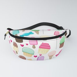Sweet as Candy Fanny Pack