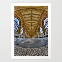 religion Art Prints featuring Enter religion  by Cozmic Photos