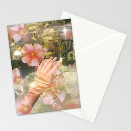 Growing & Glowing Stationery Cards