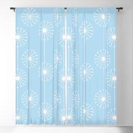 Dandelion Pattern #1 Blackout Curtain