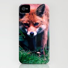 Fox iPhone (4, 4s) Slim Case