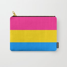 Pansexuality pride flag Carry-All Pouch