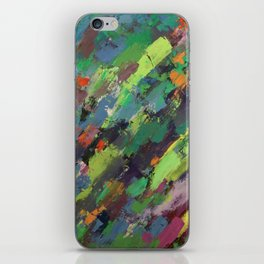 Spring Breeze and Green iPhone Skin