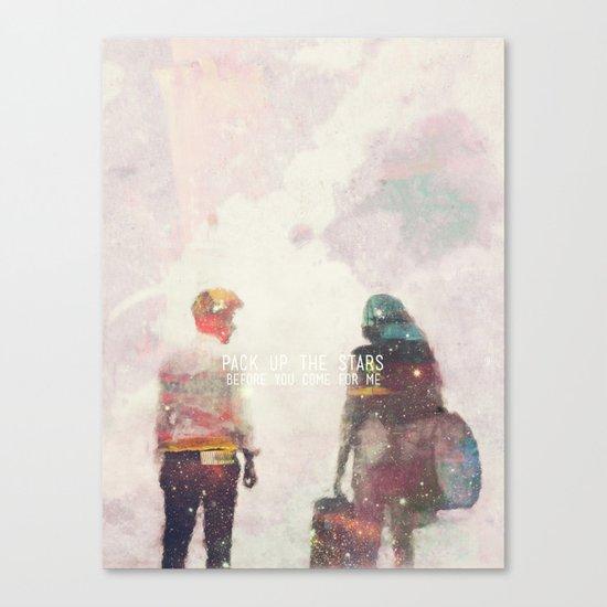 Terrorism Canvas Print