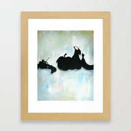 Findet Framed Art Print