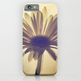 Flowers photo iPhone Case