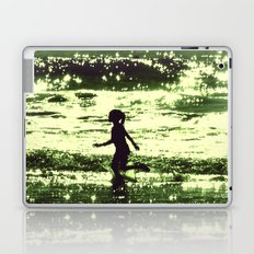 Minty-Fresh Tingles Laptop & iPad Skin