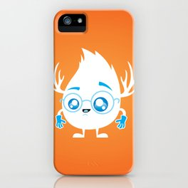 Lil' Guy iPhone Case