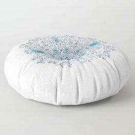Gypsy Mandala Floor Pillow