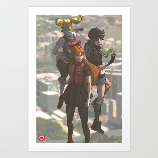 P P G Art Print