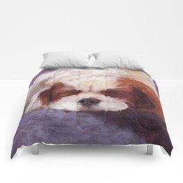 Sleeping Dog Comforters