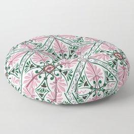 Modern Tile Floor Pillow