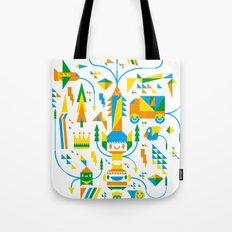 Shape-A-Licious Tote Bag