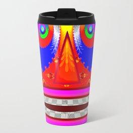 Computerface Travel Mug