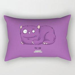 Purr Claw Rectangular Pillow