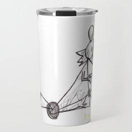 IceAge Scrat Travel Mug