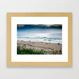 Hossegor- France - 2013 Framed Art Print