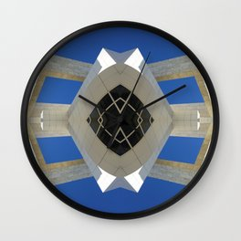 Getty Centre, LA Wall Clock