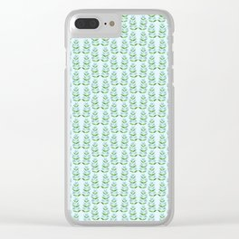 Country floral 3 Clear iPhone Case