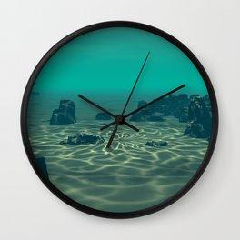 Atlantis Wall Clock