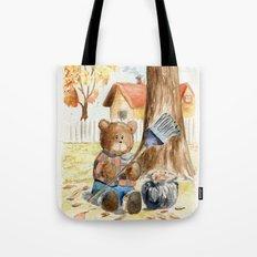 Fall Leaves Tote Bag