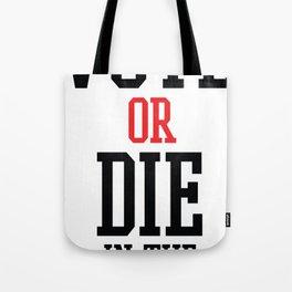 Vote Apocalypse Tote Bag