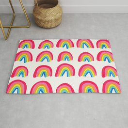 Rainbow Collection – Classic Palette Rug