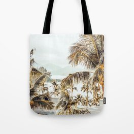 Island View #photography #tropical Tote Bag