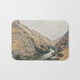 the Kern River .. Bath Mat