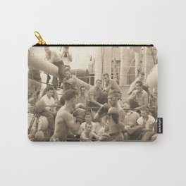 Past Time Battles Carry-All Pouch