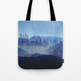 Woods Glory PQ Tote Bag
