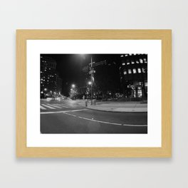 Arch St. Framed Art Print