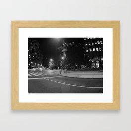 Arch St. Framed Art Print