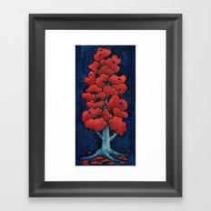 The Dream Tree Framed Art Print