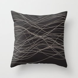 Vibes Throw Pillow