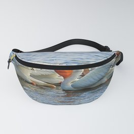 Just a Little Fishing Fanny Pack