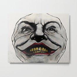 Joker 1989 Metal Print