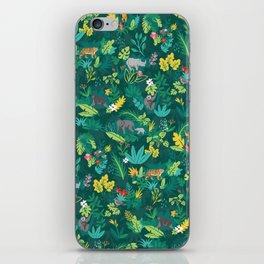 Sumatran Jungle iPhone Skin