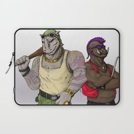 Mutant Thugs Laptop Sleeve