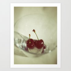 Taste like Summer Art Print