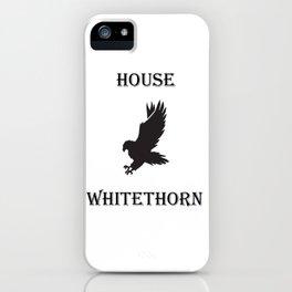 TOG House Whitethorn iPhone Case