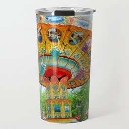 National Cherry Festival - Traverse City, Michigan - Arnold Amusements Travel Mug
