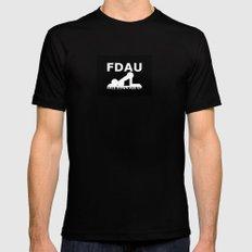 FDAU - Face Down Ass Up Mens Fitted Tee MEDIUM Black