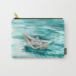 Life in an adventure that never ends Carry-All Pouch
