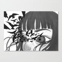 Kaleidoscope Eyes Canvas Print
