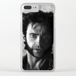 Hugh Clear iPhone Case