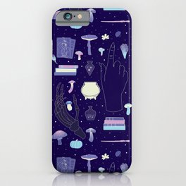 Euphoria - Potion Starter Kit iPhone Case