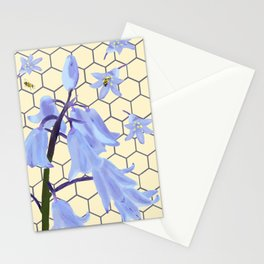 Bee Paradise Stationery Cards