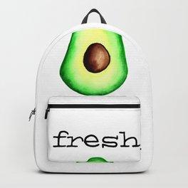 Fresh Avocado fr e sh a voca do Backpack
